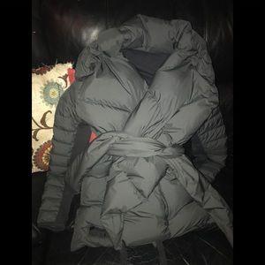 Wrap lululemon winter jacket